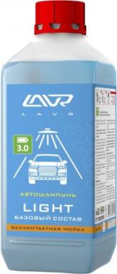 LAVR 2301 Автошампунь Light Базовый