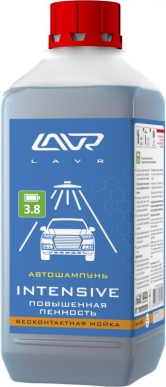 LAVR 2306 Автошампунь Intensive Повышенная пенность