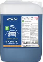LAVR 2312 Автошампунь Expert Для жесткой воды