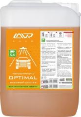LAVR 2317 Автошампунь Optimal Базовый состав
