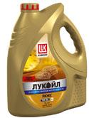ЛУКОЙЛ Люкс 5W-40 API SL/CF A3,B3,B4-04 полусинтетика