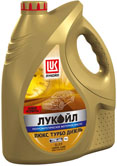 Лукойл Люкс Турбо Дизель 10W-40 API CF полусинтетика
