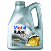 Mobil Super 3000 X1 5W40,  синт.  API SJ /SL/SM/CF