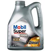 Mobil Super 3000 X1 Diesel 5w40, синт.API CF