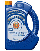 ТНК Транс Gipoid Супер 75W90, GL-5 п/синт