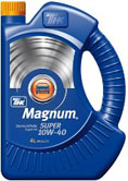 ТНК Magnum Motor Plus 10W40  SG/CD п/синт